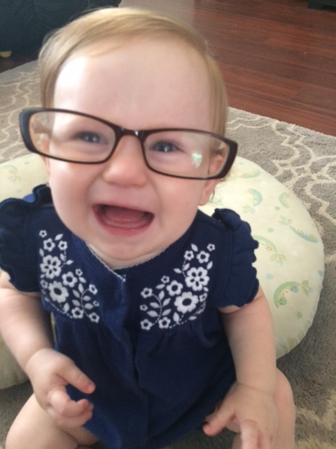 yay glasses!
