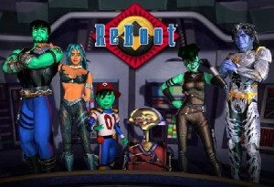 Reboot Title Screen
